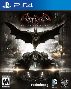Harga PS4 Batman Arkham Knight (R1)
