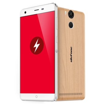 "Harga Ulefone Power 4G 5.5"" FHD Screen 3GB RAM 16GB ROM 5MP 13MP Khaki (EXPORT)"