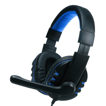Harga Valore USB 2.0 Gaming Headset (HS0003)(Blue)