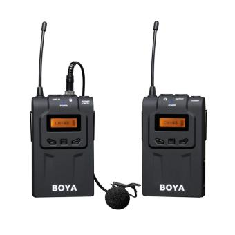 Harga BY-WM6 Wireless Microphone System
