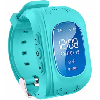 Harga 2Cool Children Smart Watch with Phone Call Anti Lose GPS Position Kids Watch - intl