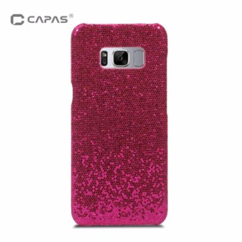 Harga CAPAS Hard PC Phone Bling Bling Shining Case For Samsung Galaxy S8 Plus - intl