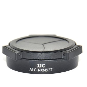 Harga JJC ALC-NXM927 Auto Lens Cap for Samsung NX Mini Camera with 9-27mm OIS Lens - intl