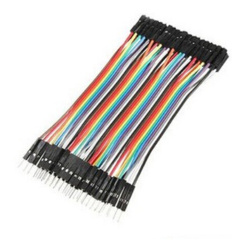 Harga Velishy Male To Female Jumper Wire Ribbon Cable for Arduino 10CM