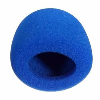 Harga Windshield Microphone Cover (Blue)(Blue)
