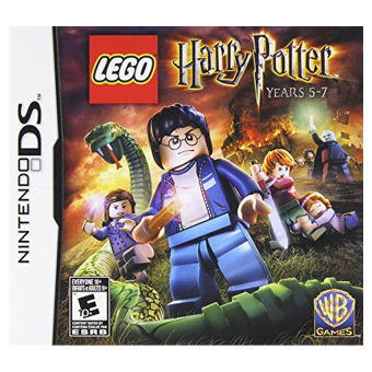 Harga Lego Harry Potter: Years 5 - 7 - Nintendo DS - Intl - Intl