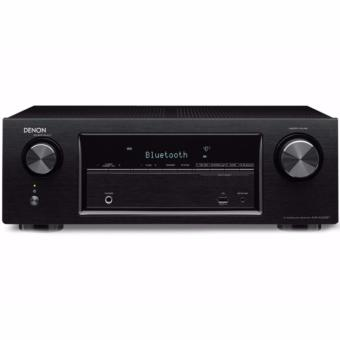 Harga DENON AVR-X520BT 5.2CH AV RECEIVERS WITH HDMI