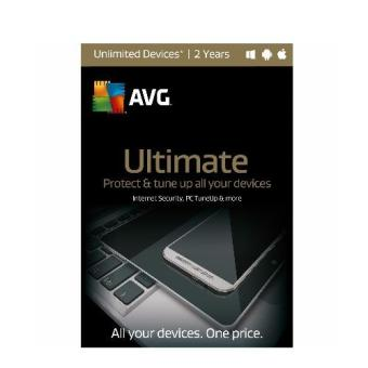 Harga AVG Ultimate for unlimited devices for 2 years