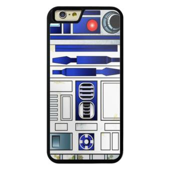 Harga Phone case for iPhone 6Plus/6sPlus War In Star Robot R2D2 cover for Apple iPhone 6 Plus / 6s Plus - intl