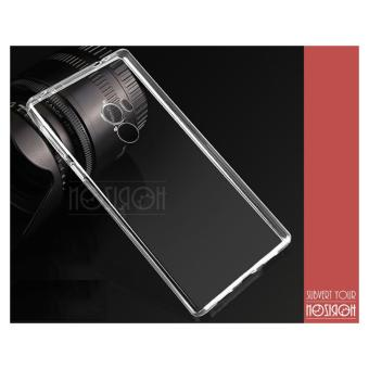 Harga NOZIROH Xiaomi Mix Ultra Thin TPU Phone Cover Xiaomi Mi Mix ( 6.4 inch ) Soft Silicon Phone Case Clear Color - intl