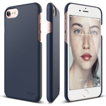Harga Elago Slim Fit 2 Case for iPhone 7 (4.7inch) Jean Indigo + Front Protection Film included