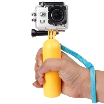 Harga PULUZ Floating Bobber Hand Grip with Strap for Gopro (Yellow)