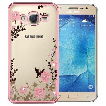 Secret Garden Tpu Back Case Cover For Samsung Galaxy A7 2016gold Source Mooncase Case For Samsung