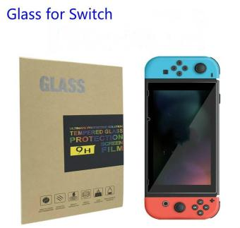 Harga Tempered Glass Screen Protector for Nintendo Switch Protective Japan AGC Glass - intl