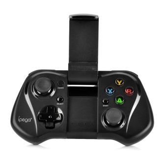 Harga iPEGA PG-9052 Wireless Bluetooth Controller Handle for Mobile Phone Android Gamepad Joystick