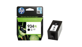 Harga Original HP 934XL Black Ink cartridge for HP OJ Pro 6230/6830/6835 , 1k Pages