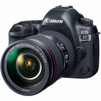 Harga Canon EOS 5D Mark IV + 24-105mm IS USM II Kit