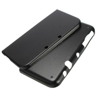 Aluminum Hard Protective Case Cover Protector for Nintendo ''NEW'' 3DS XL / LL Black - intl