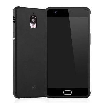 New Case for oneplus 3T Ultra thin silicon cover original one plus 3 case back silicon oneplus 3T case - intl