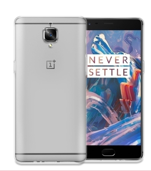 Harga NOZIROH Ultra Thin Cover For Oneplus 3 Anti Shock Phone Case Clear Color