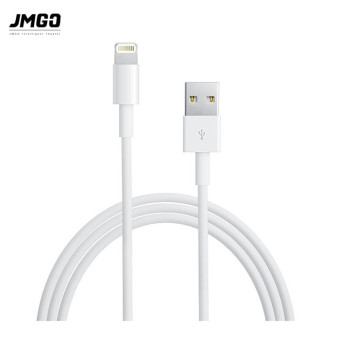 Harga Lightning USB Charging & Data Synchronization Cable For Apple iPhone 5 5s 5c 6 6 plus (3 feet) by JmGO - intl