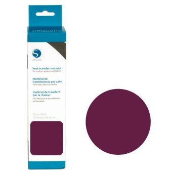 Harga Silhouette Heat Transfer Smooth - Purple