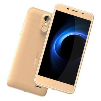 Harga LEAGOO M5 PLUS Android 6.0 Dual SIM Phone w/ 2GB RAM, 16GB ROM -Golden - intl