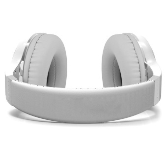 Harga Bluedio Turbine Hurricane H+ (Plus) Bluetooth 4.1 Stereo Headphones Headset (White)