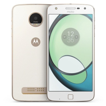 Harga Motorola MOTO Z Play Octa-Core Phone with 3GB RAM, 64GB ROM - White - intl