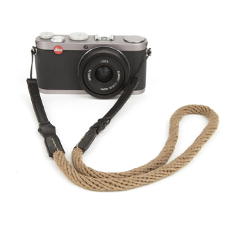 Harga Cam-in general cotton leather thin section CS171 neck strap camera strap-mobile phone strap multicolor models