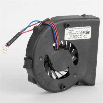 Harga New CPU COOLING FAN 45N4782 34.47Q22.001 Fit For IBM Thinkpad X200 X201I X201 P0.48 - intl