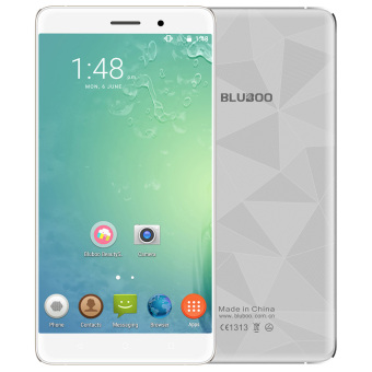 Original BLUBOO Maya 5.5inch HD 3G Smartphone Android 6.0 2GB+16GB 8.0MP+13.0MP (Grey)