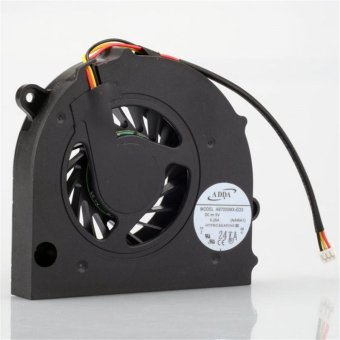 New CPU Cooling Fan Fit For Toshiba Satellite L500 L505 L555 Series Laptop P0.45 - intl