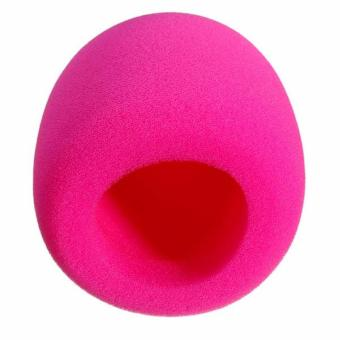 Harga Windshield Microphone Cover (Pink)