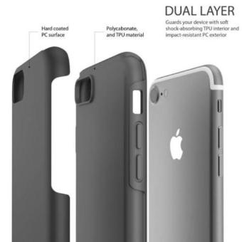 Harga iPhone 7 Dual-Layer Case With Hard Exterior And Soft Interior