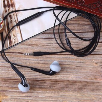 Harga 2017 New Arrival Headset In-ear Earphone with Mic microphone 3.5mm standard jack For Samsung GALAXY S6 i9800 S6 S5 S4 Edge - intl