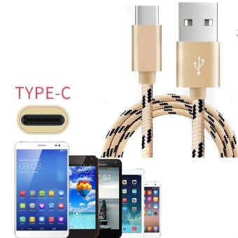 Harga 1M USB Type C to USB-A Cable For Phone and other USB-C Devices - intl