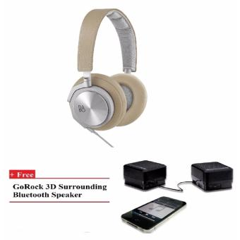 Harga B&O Play H6 2nd Generation Headphones (Natural) + GR