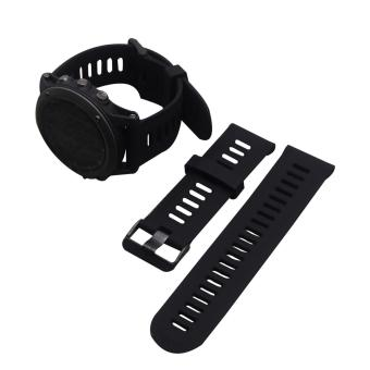 Harga Silicone Watch Band Strap for Garmin Fenix3 or Fenix3 HR GPS Watch With Tools - intl