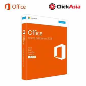 Harga Microsoft Office Home and Business 2016 Win English (T5D-02877)