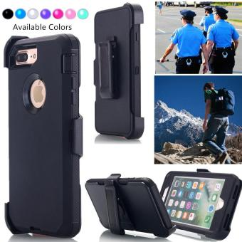 Harga Defender Heavy Duty Case (BOX Belt Clip Fits Otter) For Apple Iphone 6plus IPhone 6s plus - intl