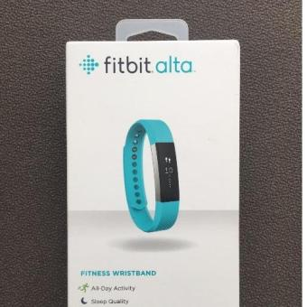 Harga Fitbit - Alta Activity Tracker - FB406TES Teal (Small)