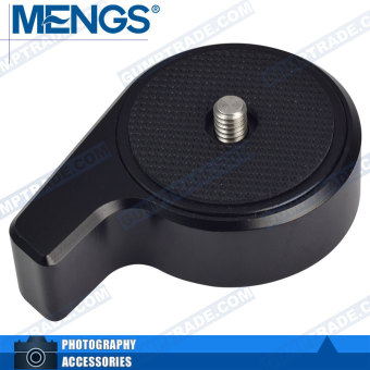 Harga K-10 mengs universal quick release plate at the bottom of the aluminum alloy gear organs consistent with aka akai factory outlets