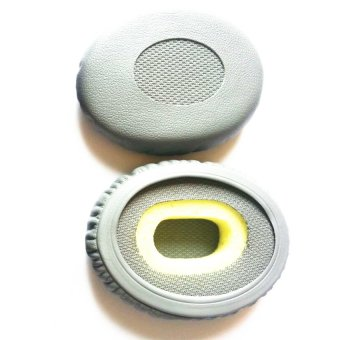 Harga A Pair of Replacement Soft PU Foam Earpads Ear Pads Ear Cushionsfor BOSE OE2 /OE2i Headphones Grey