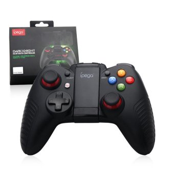 Harga Ipega PG-9067 Wireless Bluetooth Game Controller for Android Mobile Phones and IOS iPhone iPad (Black) - intl