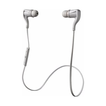 Harga Plantronics BackBeat Go 2 Wireless Hi-Fi Earbud Headphones - No Charging Case Version - [White] - intl