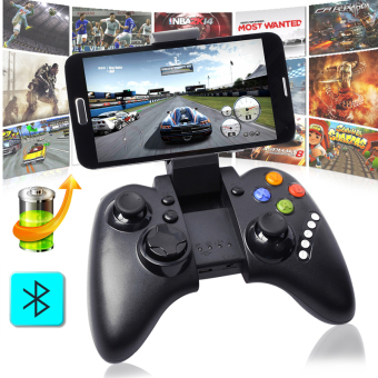 Harga iPega PG-9021 Bluetooth Game Pad Controller for Smart Phone Black