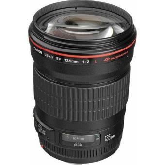 Harga Canon EF 135mm f/2L USM Lens Black -export only