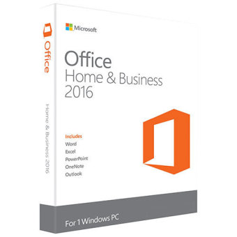 Harga MS Office Home and Business 2016