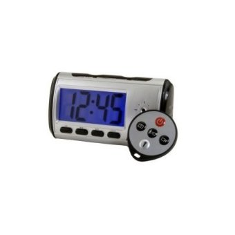 Harga i-Royal Mini Alarm Clock Spy Camera